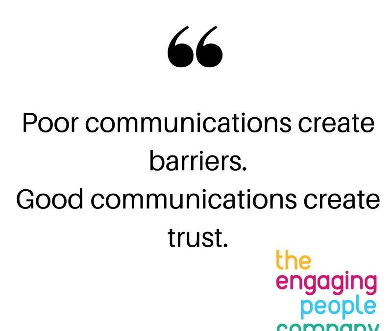 Engaging Through Impactful Communication