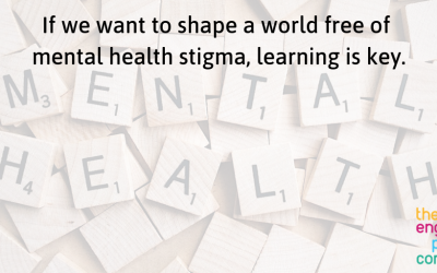 Shaping a Stigma-Free World Through Learning