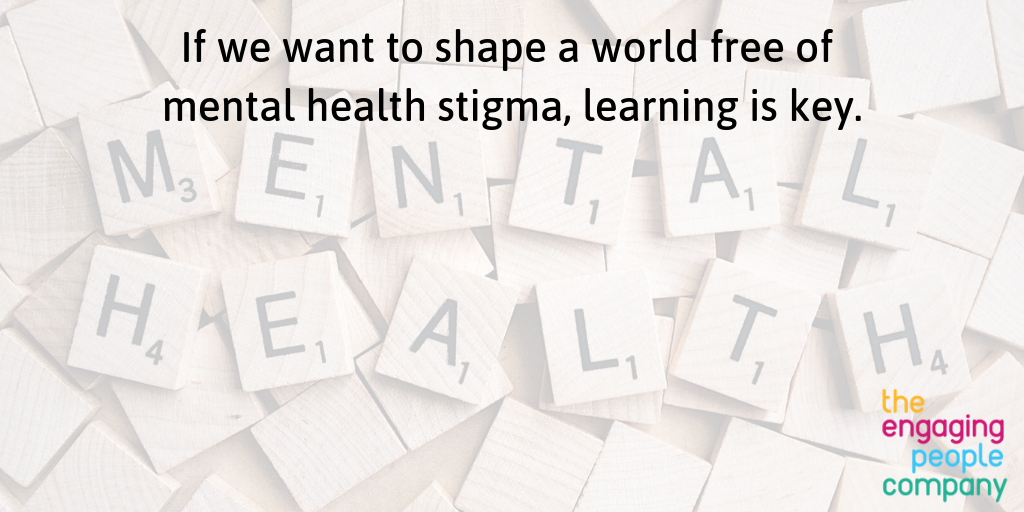 Shaping a Stigma-Free World Through Learning